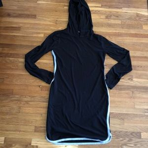 Dresses & Skirts - Fitted hoodie dress